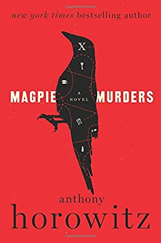 book cover of Magpie Murders