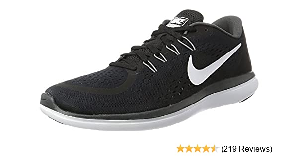 the best attitude d8b70 39007 authentic nike mens free trainer 1.0 black red white 807436 010 size 42227  7cd17  sale amazon nike mens flex 2017 rn road running 9c1c2 697c0