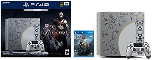 PlayStation 4 Pro + God Of War - Limited Edition [Bundle ...