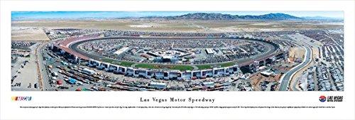 Las Vegas Motor Speedway - Blakeway Panoramas NASCAR Print