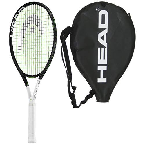 Head 2019 Speed IG 25 Junior Tennis Racquet - Strung with Cover (Racquet Head)