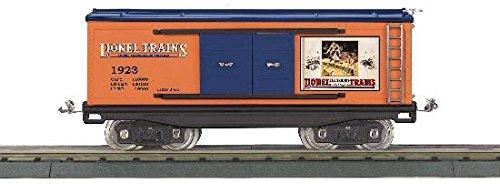 MTH STANDARD GAUGE #214 BOX CAR LL '23 CAT - Mth Standard Gauge