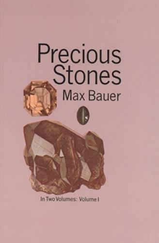 001: Precious Stones, Vol. 1 (Dover Jewelry and Metalwork)