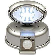 Xtralite NiteSafe Eye 12 LED Wireless Motion Sensor Floodlight With Multidirectional Rotation Head