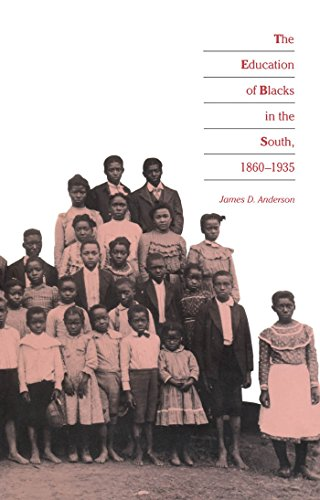 Search : The Education of Blacks in the South, 1860-1935