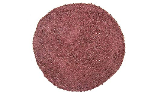 (1/4 Quarter Pound Natural Dyed Ruby Red Garnet Inlay Craft Wood Jewelry Powder)