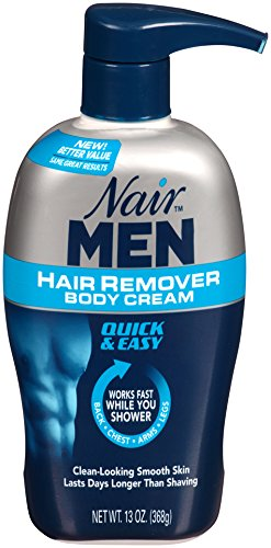 Amazon Com Nair Men Hair Removal Cream 13 Oz Beauty