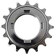 "16 Teeth Single Speed Bike Bicycle Shimano Type Freewheel Cassette 1/2"""