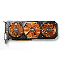 Zotac NVIDIA GeForce GTX 780 Ti 3GB GDDR5 VGA/DVI/HDMI PCI-Express Video Card ZT-70504-10P