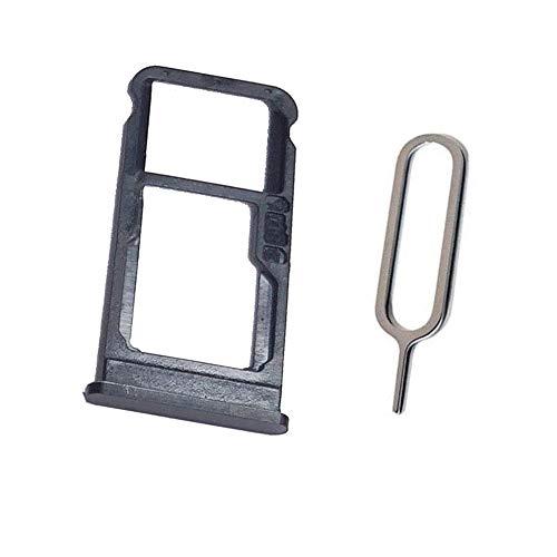 (Draxlgon SIM Card Tray Slot Holder + Micro SD Memory Sim Holder Adapter for Nokia 6 II 2 2018/For Nokia 6 (6.1 2018) TA-1043 TA-1045 TA-1050 TA-1054 TA-1068 5.5