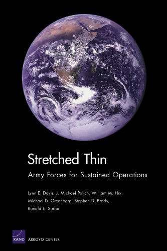 Stretched Thin: Army Forces for Sustained Operations