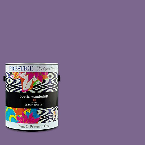 Poetic Wanderlust by Tracy Porter, Kit Collection, Interior Paint and Primer In One, 1-Gallon, Satin, Sugared ()