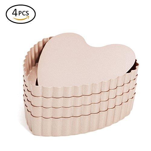 Heart Shaped Tart - 4