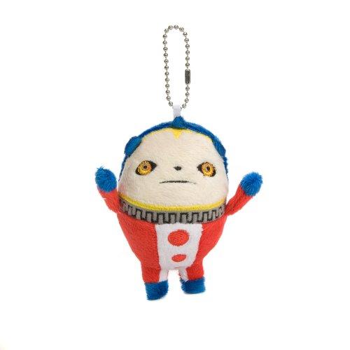 Persona 4 Teddie Kuma Evil Mini Plush