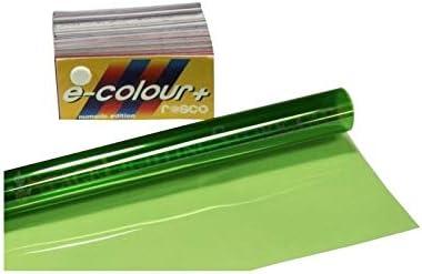Rosco E-Colour #244 Plus Green 20x24 Sheet