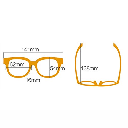 Hombre MAN Gafas B Hombre Sol Metal de de Gafas Sunglasses Sol y Marco A antirreflectantes de polarizadas de conducción para 88w54qxrH