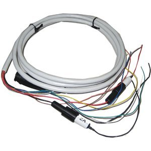 Furuno Power/Data Cord 000-156-405 Power/Data Cord, 10 Pin, Fcv620/585, (Furuno Power Supply)