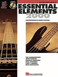 (Hal Leonard Essential Elements for Band - Electric Bass (Book 2 with EEi))