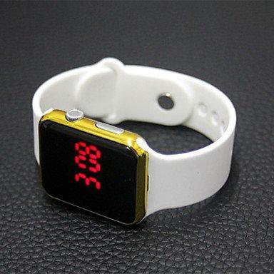 Relojes Hermosos, Hombre Mujer Reloj digital Reloj de Moda Reloj Deportivo Reloj Casual Chino Digital