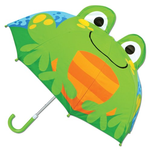 Stephen Joseph Pop Up Umbrella, Frog (Frog Umbrella)