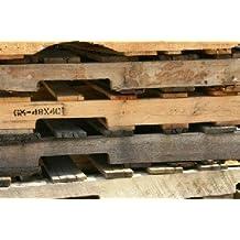 "48"" x 40"" refurbished wood pallets GMA grade ""B"" 10 per stack"