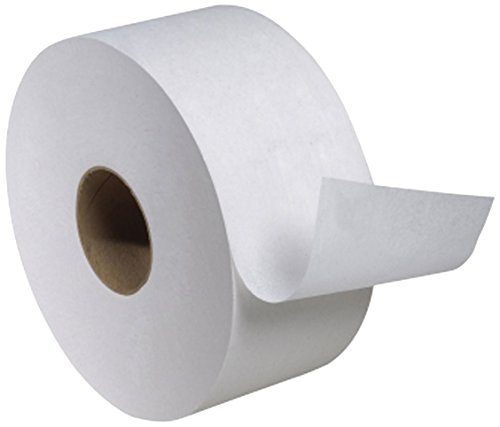 Tork 12013903 Advanced Mini Jumbo Roll Single-Ply Toilet Tissue, (Advanced Bath Tissue)