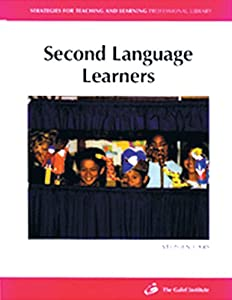 second language learners strategies for book by