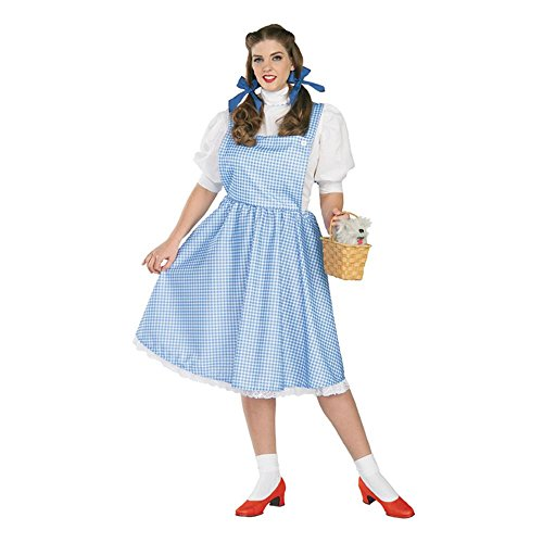 Adult Dorothy Costume (X-Large 14-16) -