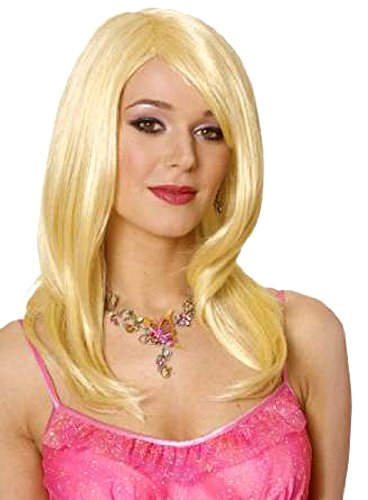 Costume Culture Women's Sharon Wig, Blonde, One - 11 Wig