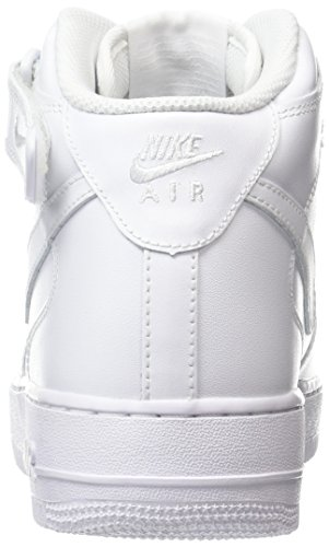Shoes '07 Gymnastics Mid Force Women's Air WMNS White NIKE 1 AaZfax