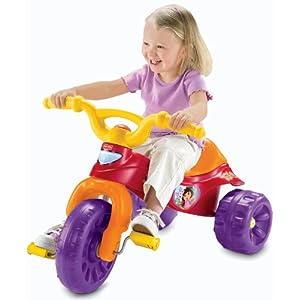 Nickelodeon Fisher Price Dora the Explorer, Tough Trike