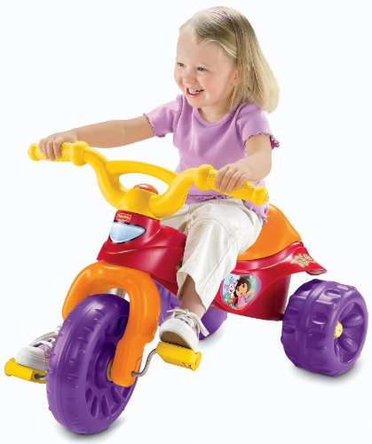 Fisher-Price-Dora-The-Explorer-Tough-Trike