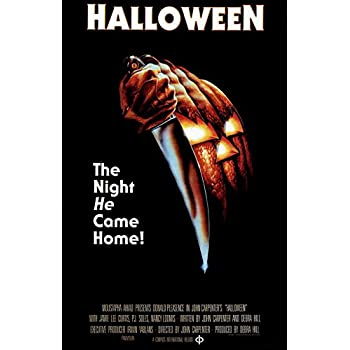 Image result for halloween 1978 movie poster