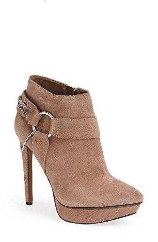 Jessica Simpson Women's VINATA Boot TOTALLY TAUPE,5