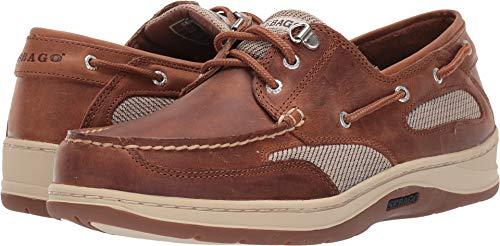 Sebago Mens Clovehitch II Brown/Tan 8.5 M