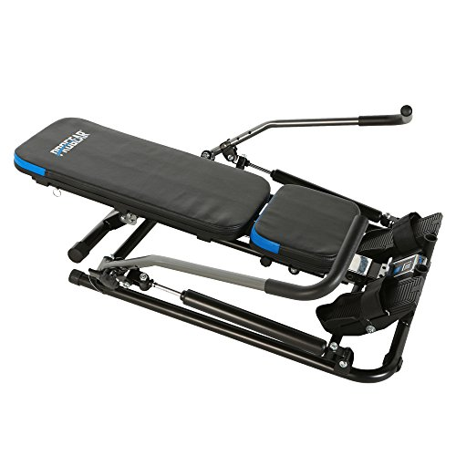 ProGear 750 Rower with Additional Multi Exercise Workout Capability, Black by ProGear (Image #7)