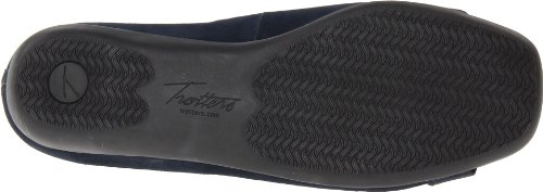 US Sizzle Grande Planos Trotters Zapatos Azul Mujer Signature 6 tSRwqzHw