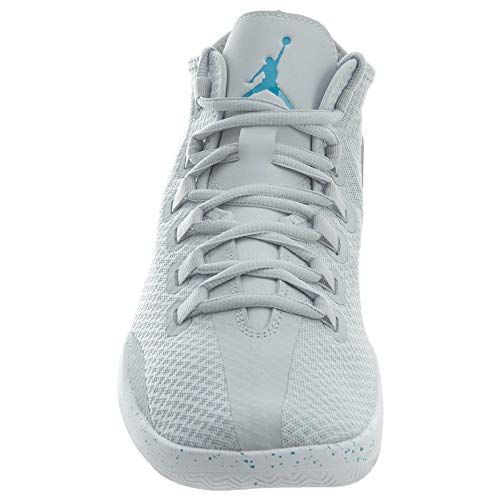 wit heren Reveal Jordan grijs basketbalschoenen Nike gwTaaO
