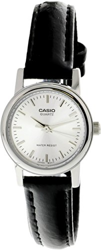 Casio Womens LTP1095E 7A Leather Quartz