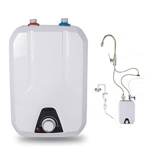 Zorvo Electric Hot Water Heater Kitchen 50 gallon Heating...