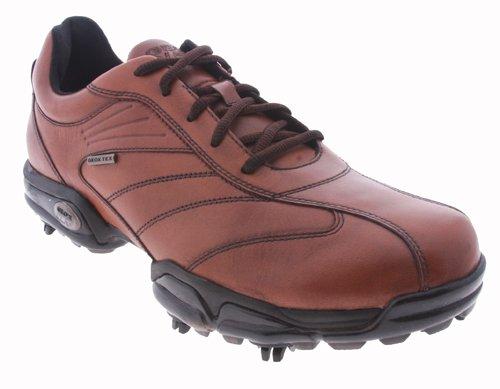 d406565bd4977 Geox - Zapatos de golf para hombre 8 UK  Amazon.es  Zapatos y complementos