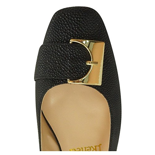 J.renee Womens Venda Dress Pump Black