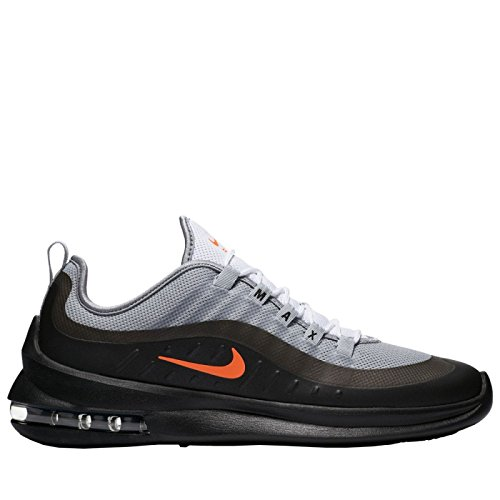 Nike Men's Air Max Axis Running Shoe, Wolf Grey/Total Crimson/Black/Anthracite, Size 8 (Best Looking Nike Air Max)