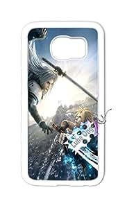 Luke Ong Phones case for Final Fantasy,Customized Hard Case Dragon for samsung s6.