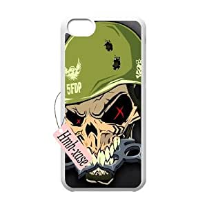DIY Case Cover for iPhone 5c w/ Five Finger Death Punch image at Hmh-xase (style 9)