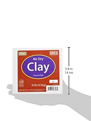 Amaco - Air Dry Modeling Clay 10 Pounds by Amaco