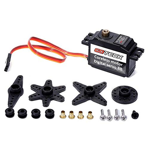 UAV GOTECK GS-9257MG metal servo digital servo lock tail servo Trex 450 500 RC Helicopter