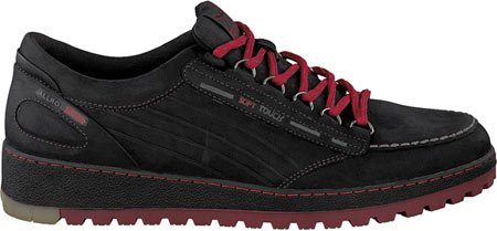 the latest 49ea9 f05f0 Allrounder by Mephisto Mens Alinto Lace-Up,Black Waxy,US .