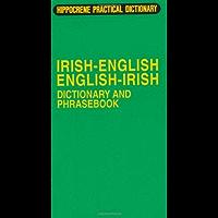 Irish-English English-Irish Dictionary and Phrasebook: Irish-English/English-Irish (Language Dictionaries Series)