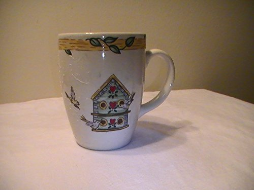 - Thomson Pottery Birdhouse Mug - 1 Mug